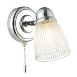 Dar Cedric Single Wall Light